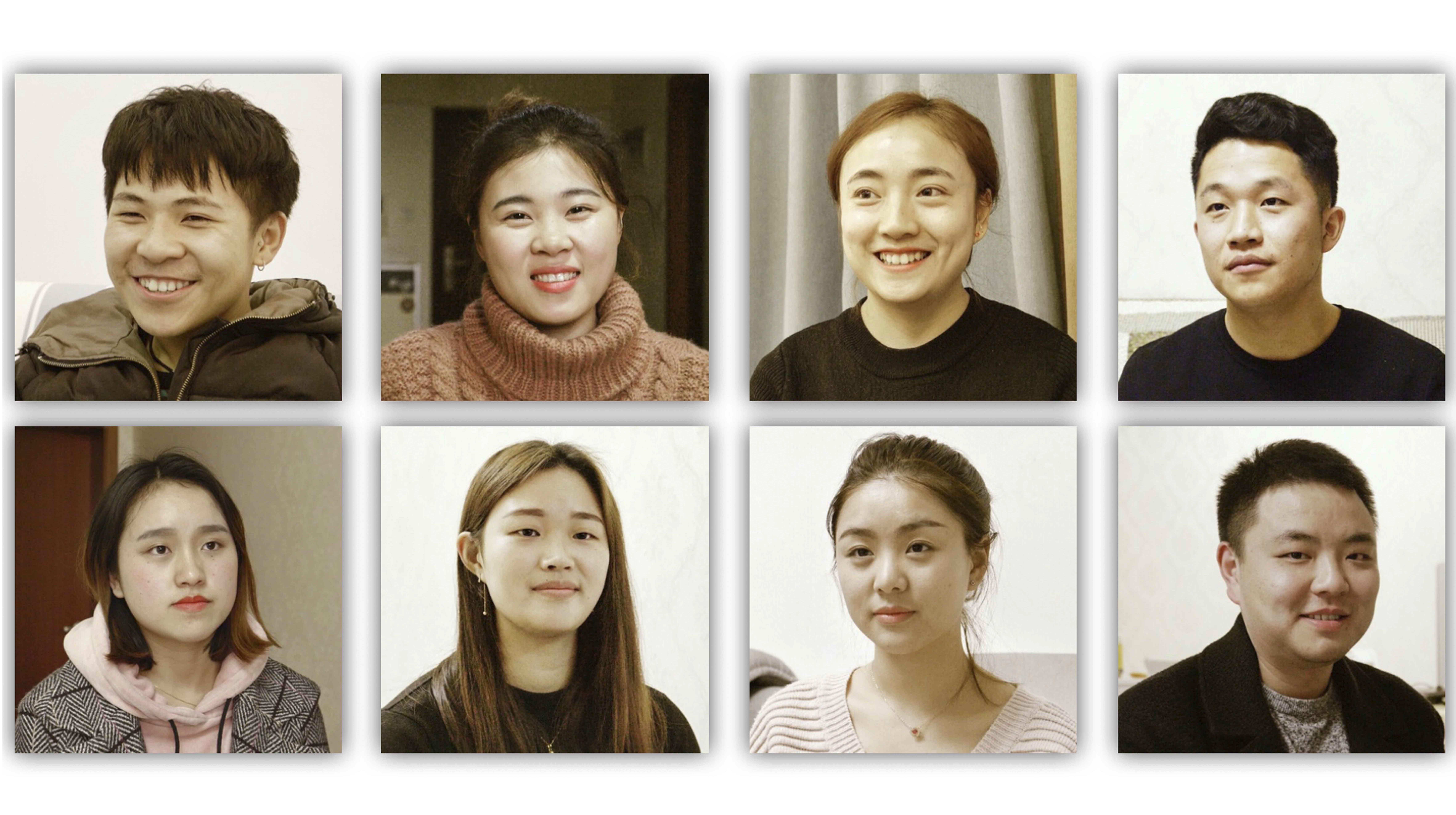 北川中学初三(四)班全部幸存——他们的故事将被拍成电影