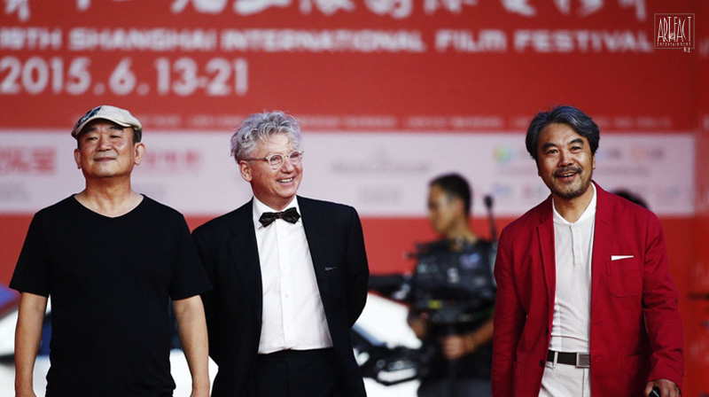 Shanghai Int'l Film Festival Jury Announced